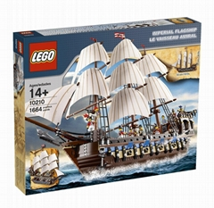LEGO 10210 Imperial Flag