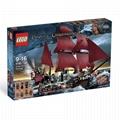 LEGO Queen Anne's Revenge 4195 1