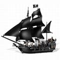 LEGO Pirates of the Caribbean Black