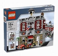 LEGO Creator Fire Brigad