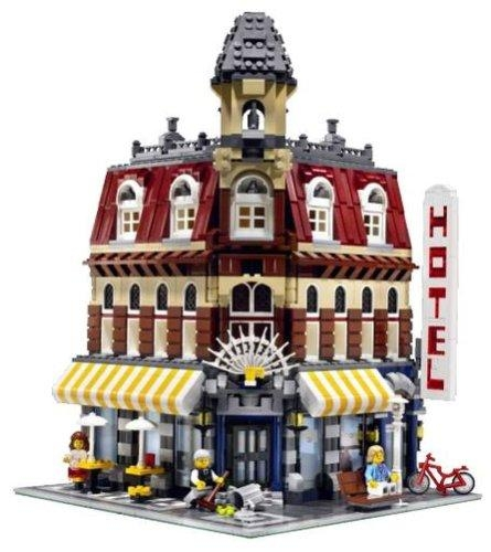 Lego Make Amp Create Cafe Corner 10182 United Kingdom
