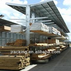 Nanjing Jracking Powder Coating Adjustable Heavy Duty Cantilever Rack