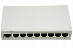 POE Fiber ethernet switch