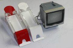 Chip tray camera lens scanner for poker analyzer
