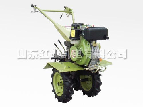 Mini-tiller with 178FS Diesel Engine 1