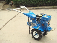 Mini-tiller with 168F Gasoline Engine