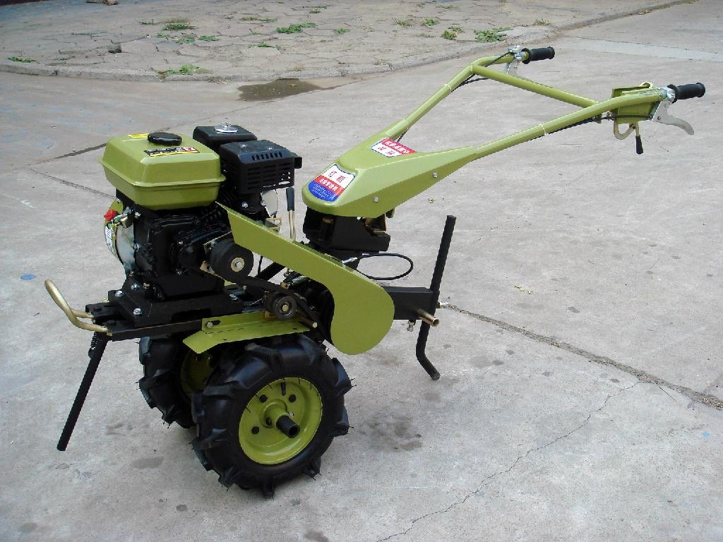 Mini-tiller with 168F Gasoline Engine 4