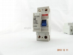F362 2P Earth Leakage Circuit Breaker ELCB