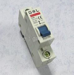 Schneider C45 mini circuit breaker