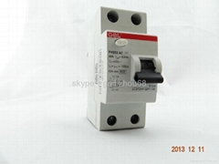 FH202 Residual Current Circuit Breaker ABB