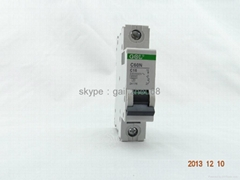 IC60 IC65 C60 C65 schneider mini circuit breaker