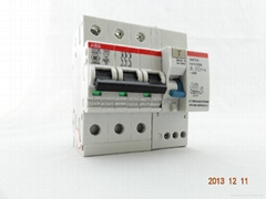 GS262 RCBO Residual Current Circuit Breaker