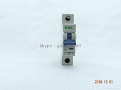 L7 Old and newType 1P Mini Circuit Breaker MCB