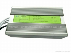 Manufacture 200W Constant Current outdoor waterproof LED lighting driver