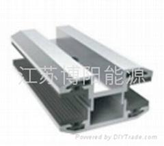 薄膜组件中压块 80mm(含EPDM胶条)