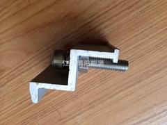 太阳能光伏支架配件电池板35边压块 40mm