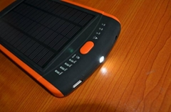 23000mah Solar Power bank Solar charger for laptop
