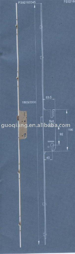 Multi-point Door Lock  1