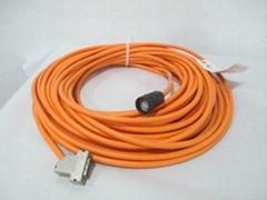 力士乐Rexroth伺服驱动器动力电缆
