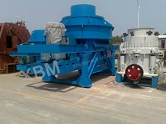 Newest High Efficiency vsi vertical shaft impact crusher Supplier From Factory D