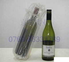 air bubble wine bag