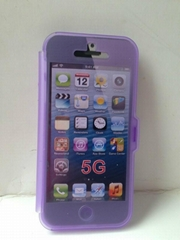New Cell phone case for iphone 5 tpu case made in china