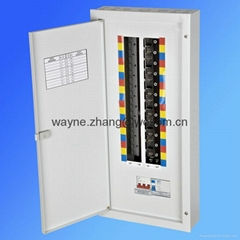 Plug-in Model Three Phase Metal Distribution Board