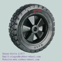 "6"" Lawn Mower Rubber Wheel"