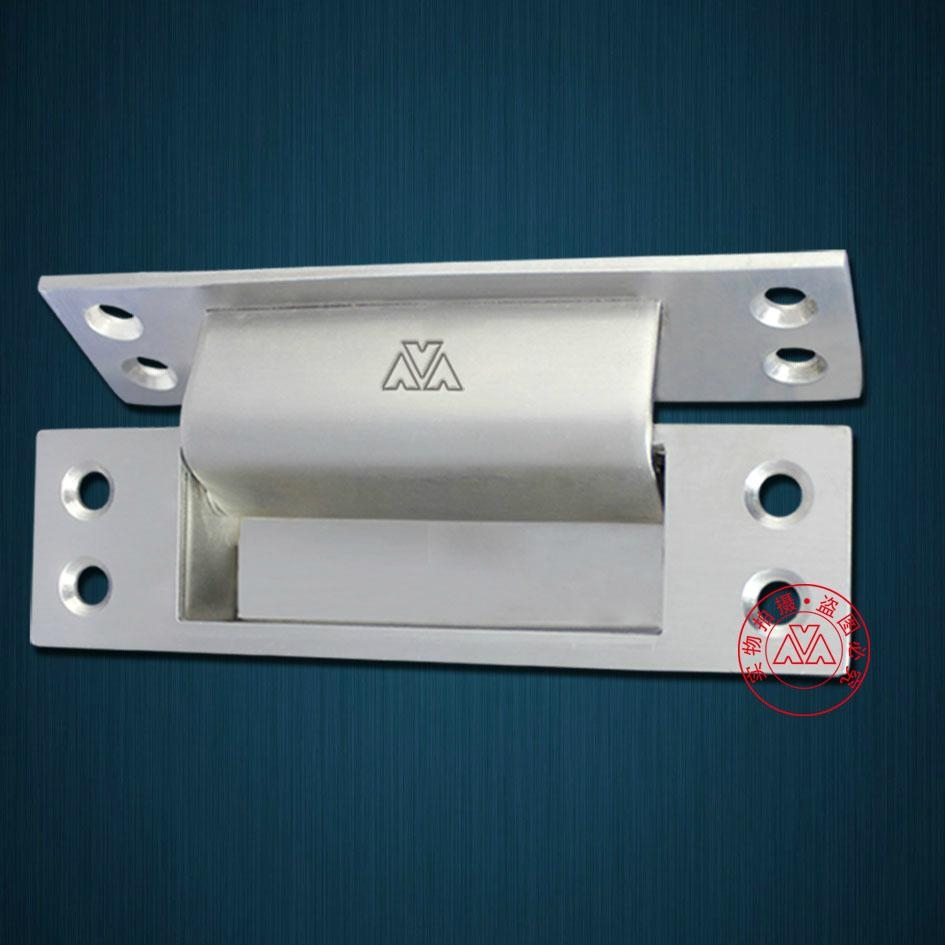 Stainless steel concealed door hinge css 001 pinrong for Window hinges