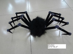 Feather spider
