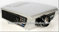 New home theater projector support DVD game pc TV LED video