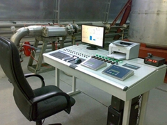 Calibration test stand of high accuracy