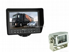 7.0inch Rear View Camera System