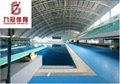 Swimming Pool PVC flooring