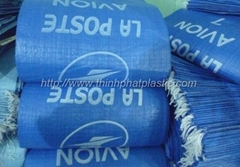 Polypropylene woven packing bag
