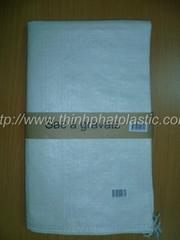 PP woven packing bag