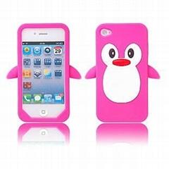 iphone5s硅胶手机套