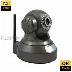 网络机器人摄像机