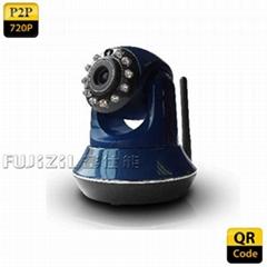 P2P无线网络摄像机