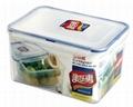 plastic lunch box  1