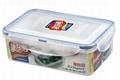 pp materail plastic food box