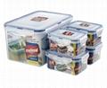 pp materail plastic food box 4