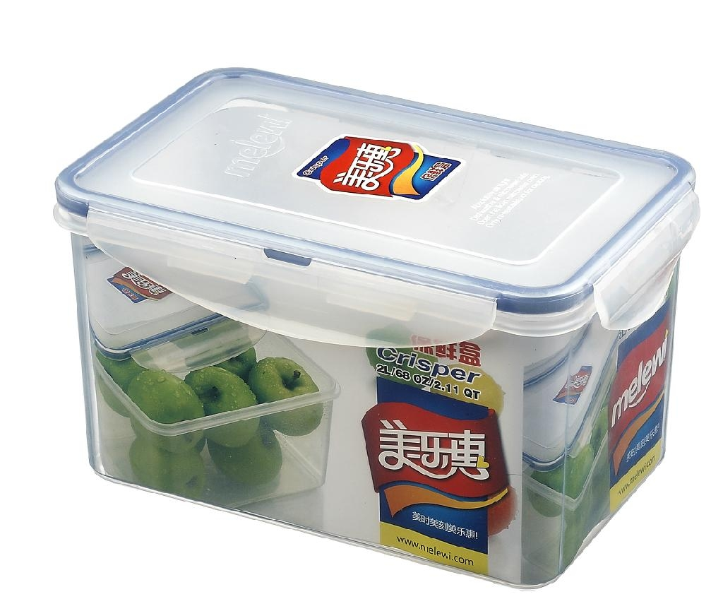 plastic container for kitchen 1