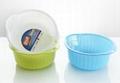 plastic rice strainer for household