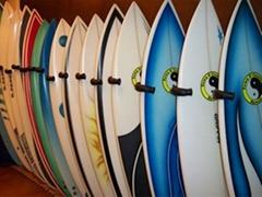 Surf board special resin AB glue