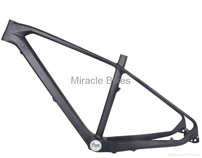 650B 2014 Carbon Frame Mtb Bike Carbon 650 Frame Mountain Bicycle ...