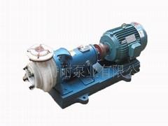 IHF型氟塑料合金工程塑料泵
