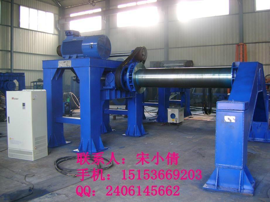 可靠的懸輥式水泥制管機 1