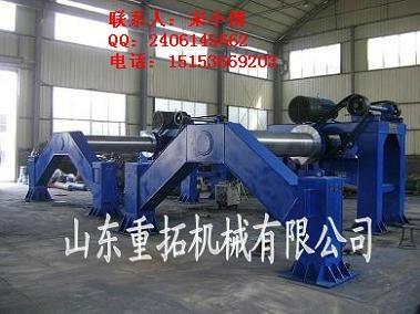 可靠的懸輥式水泥制管機 3