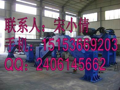 可靠的懸輥式水泥制管機 4